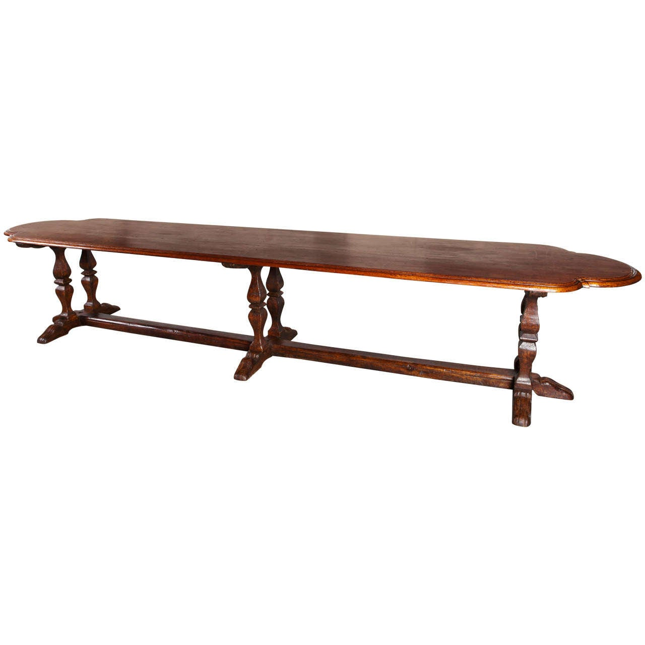 Italian Dining Tables Antique Italian Dining Table From Florence 19th Century At 1stdibs