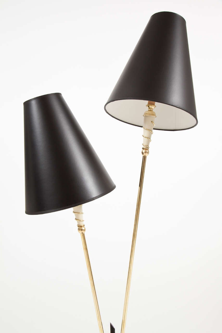 Floor Lamp, France, circa 1950 3
