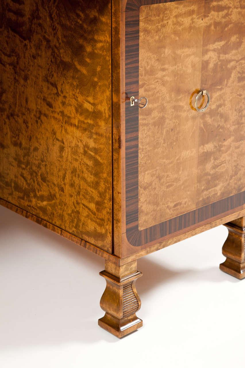 Carl Malmsten Pedestal Desk 6