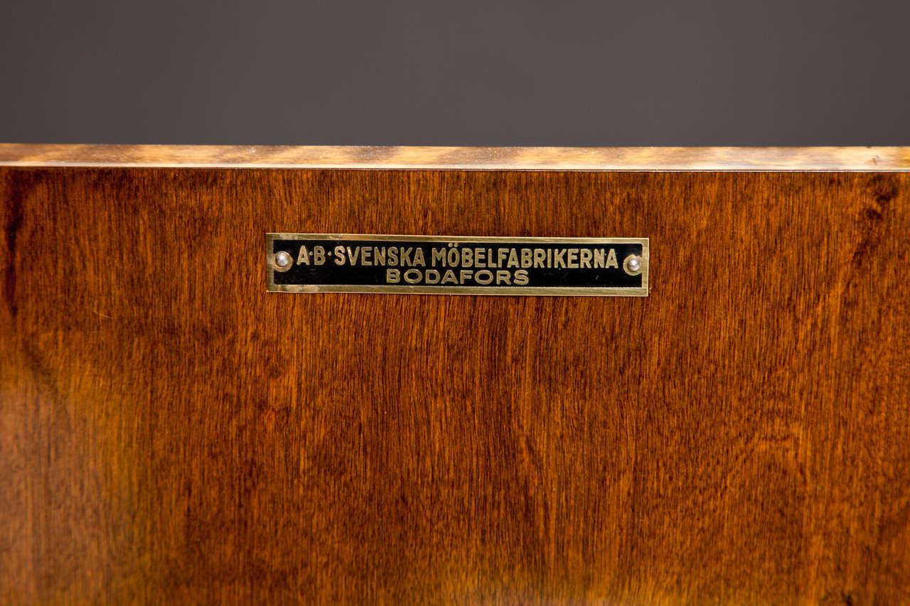 Carl Malmsten Pedestal Desk 7