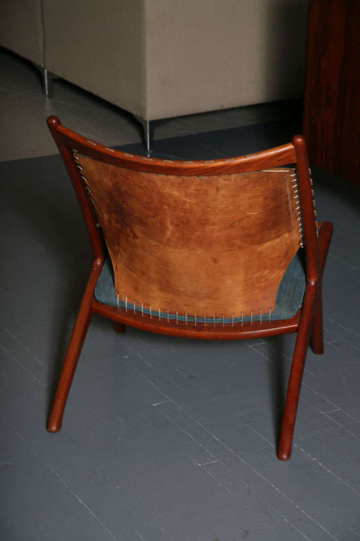 Scandinavian Design Chairs By Frederik Kayser At 1stdibs