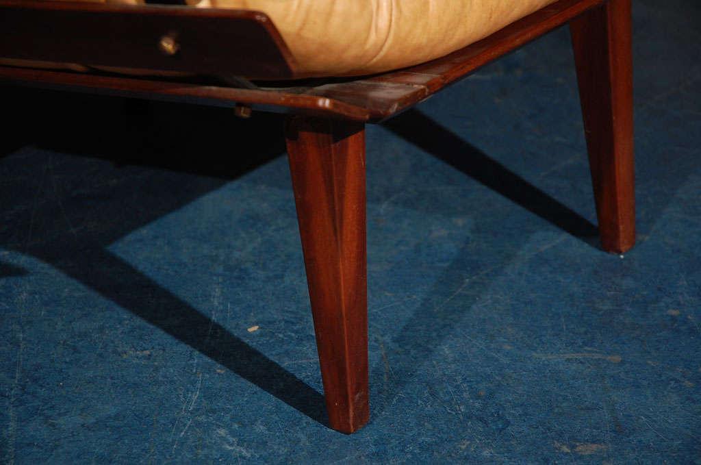 Mid-20th Century Brazilian Armchair For Sale