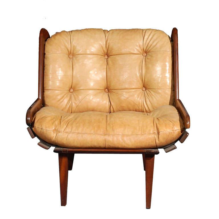 Brazilian Armchair For Sale