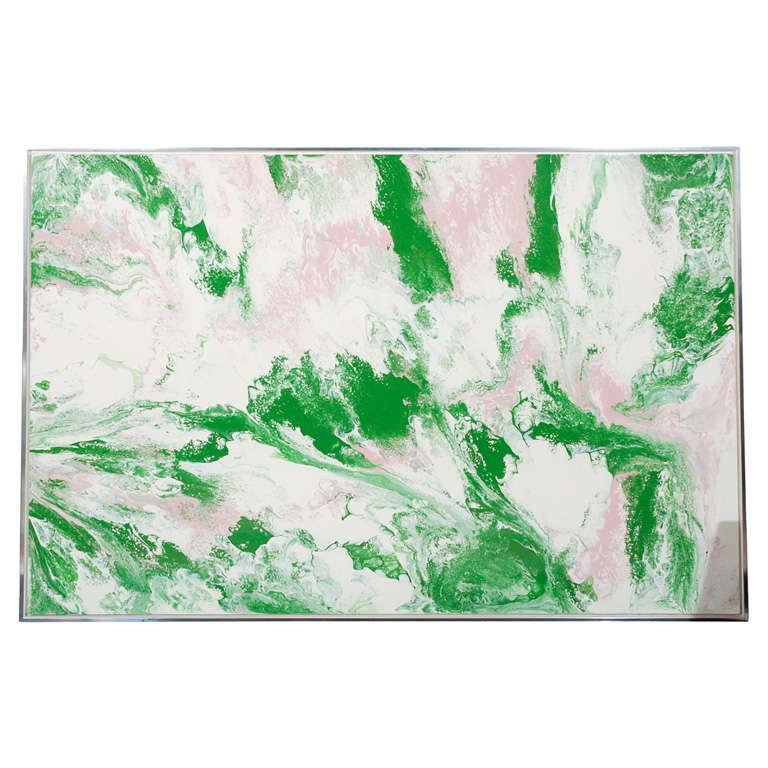 """""""Marbled Paper"""" Robert Mann"""