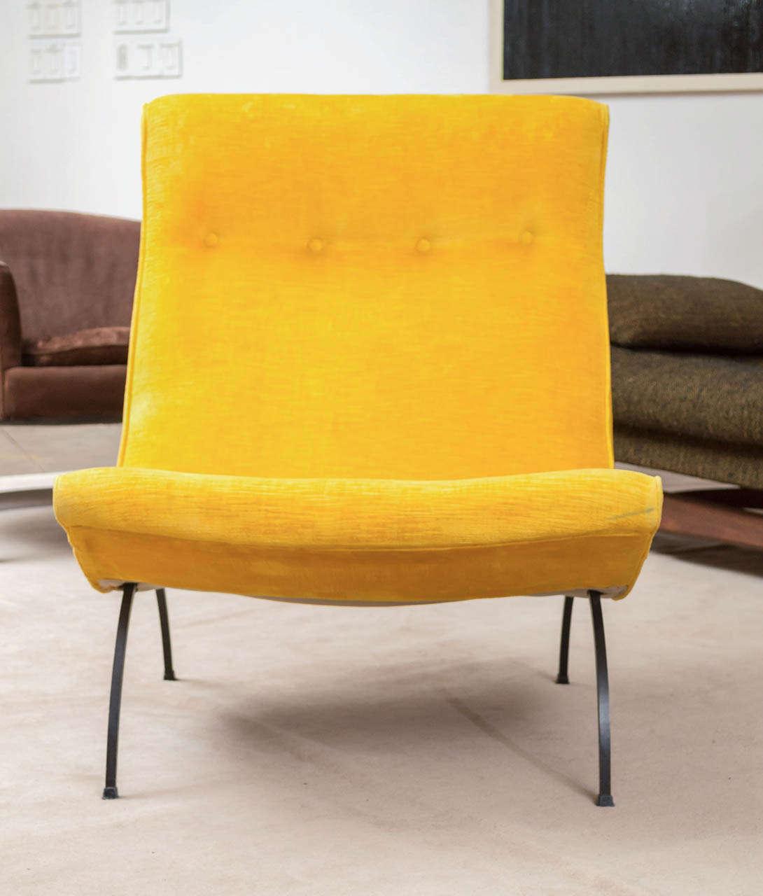 Milo Baughman - Scoop Chair 2