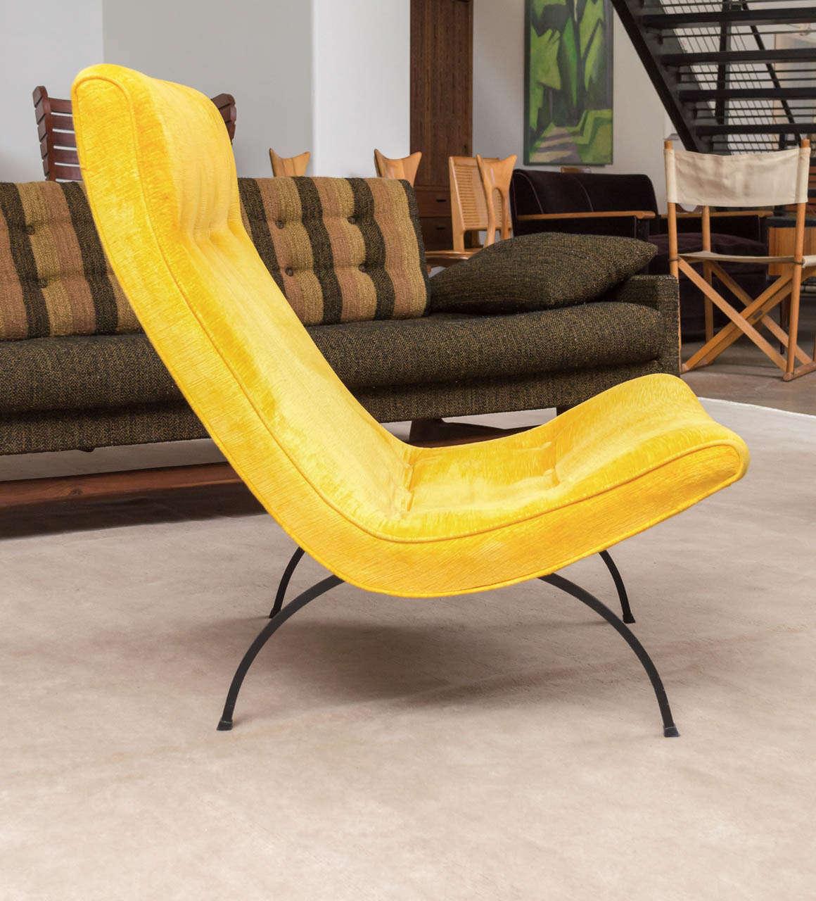 Milo Baughman - Scoop Chair 3