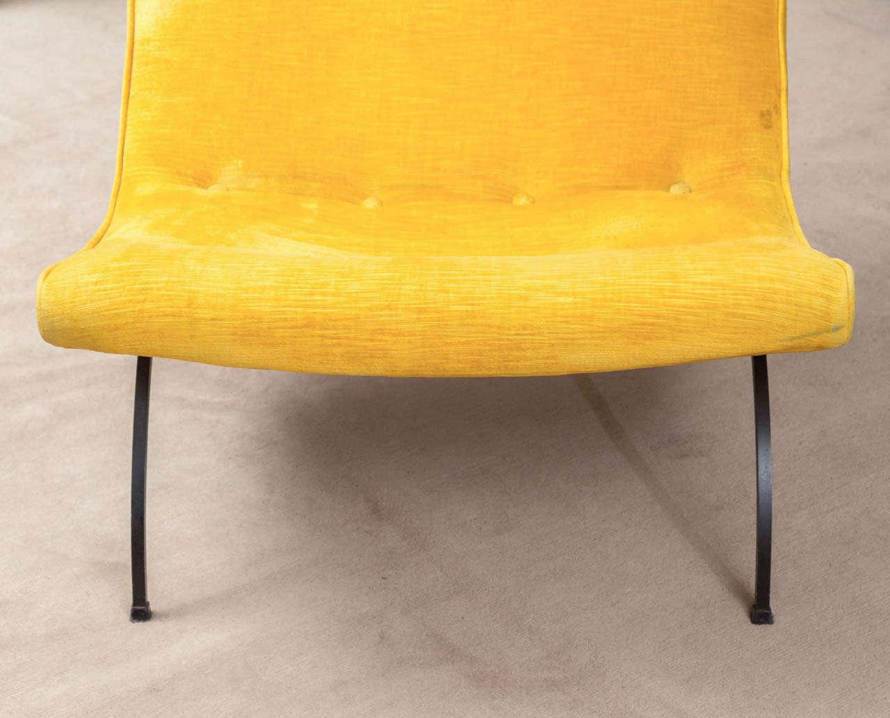 Milo Baughman - Scoop Chair 4