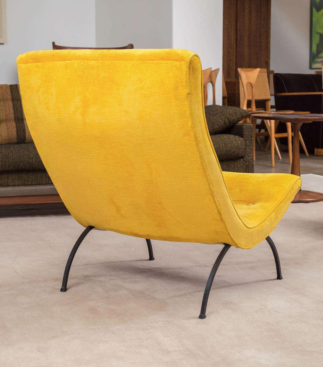Milo Baughman - Scoop Chair 5