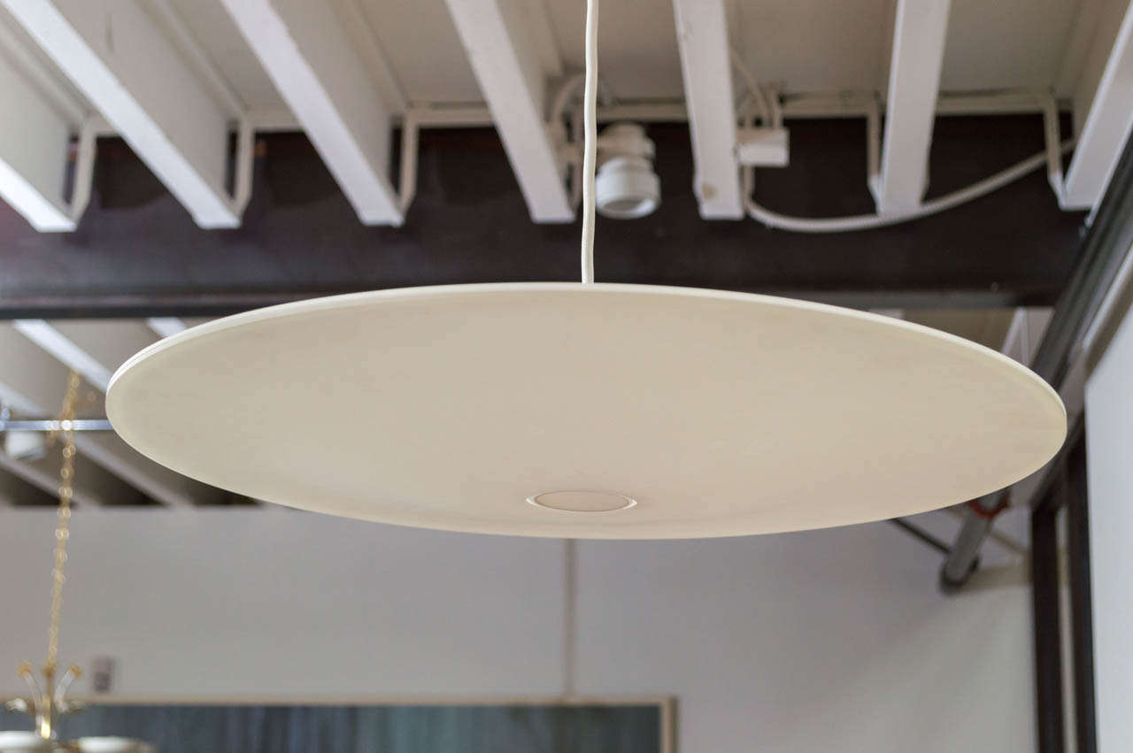 Piet hein flying saucer pendant for sale at 1stdibs piet hein flying saucer pendant 3 arubaitofo Images