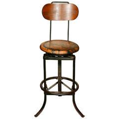 A Task Chair, Circa 1940