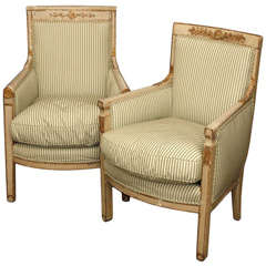 Pair Chairs
