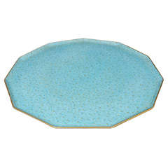 """Antique Victorian Porcelain """"Lazy Susan""""  by Wedgwood"""