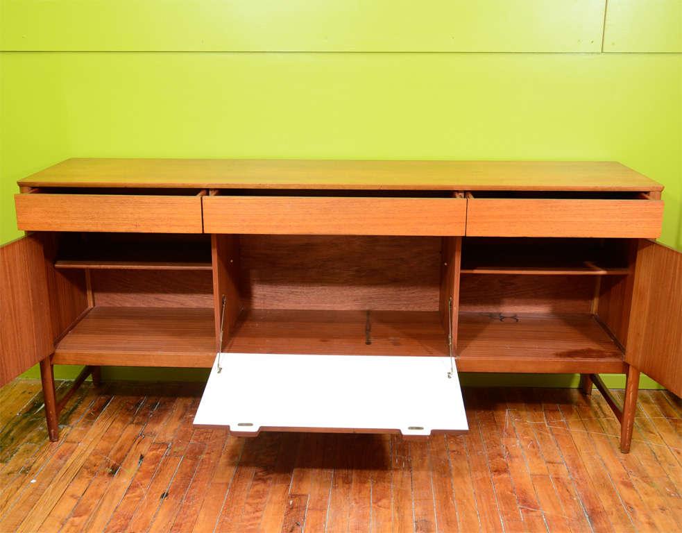 mid century teak sideboard by nathan furniture uk at 1stdibs