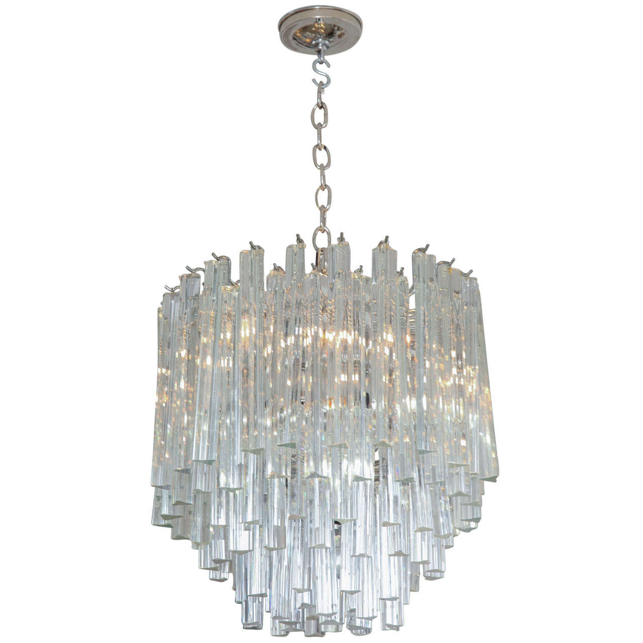 Six tier venini chandelier for sale at 1stdibs six tier venini chandelier 1 arubaitofo Images