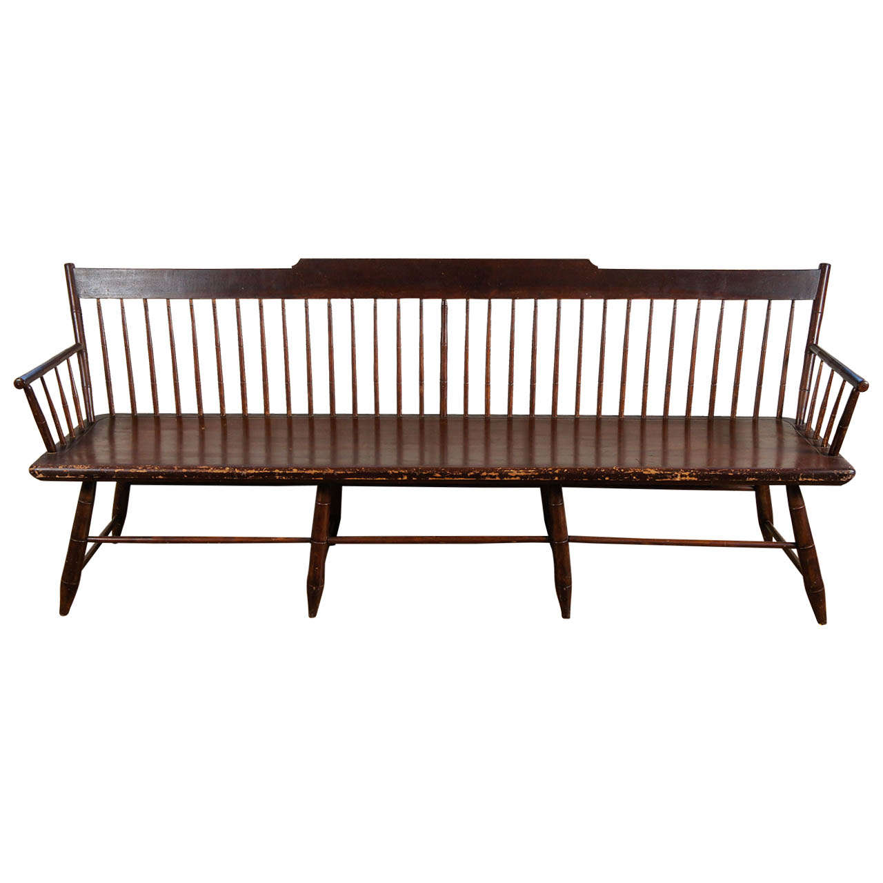 Windsor Bench At 1stdibs