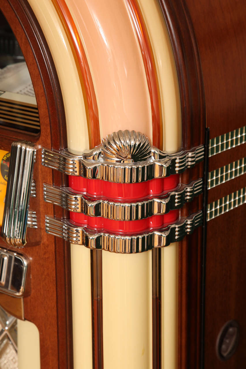 Wurlitzer Quot One More Time Quot Cd Jukebox For Sale At 1stdibs