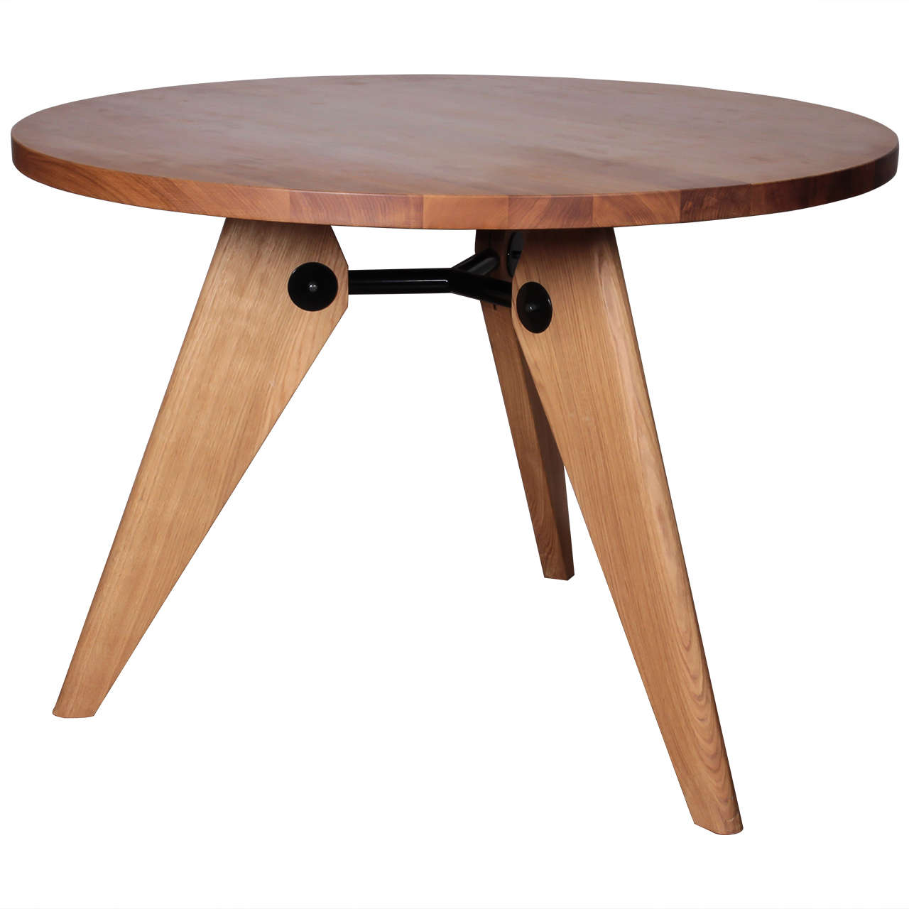 Jean Prouve Gueridon Dining Table Produced by Vitra at 1stdibs : X from www.1stdibs.com size 1280 x 1280 jpeg 63kB