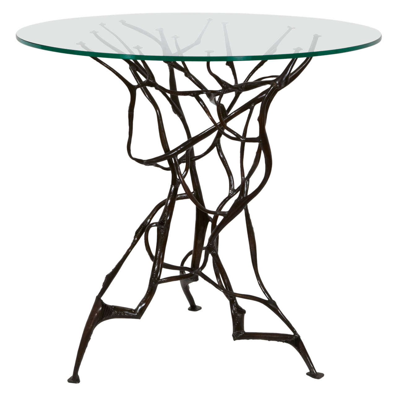Gueridon table, 2013, by Manuel Simon