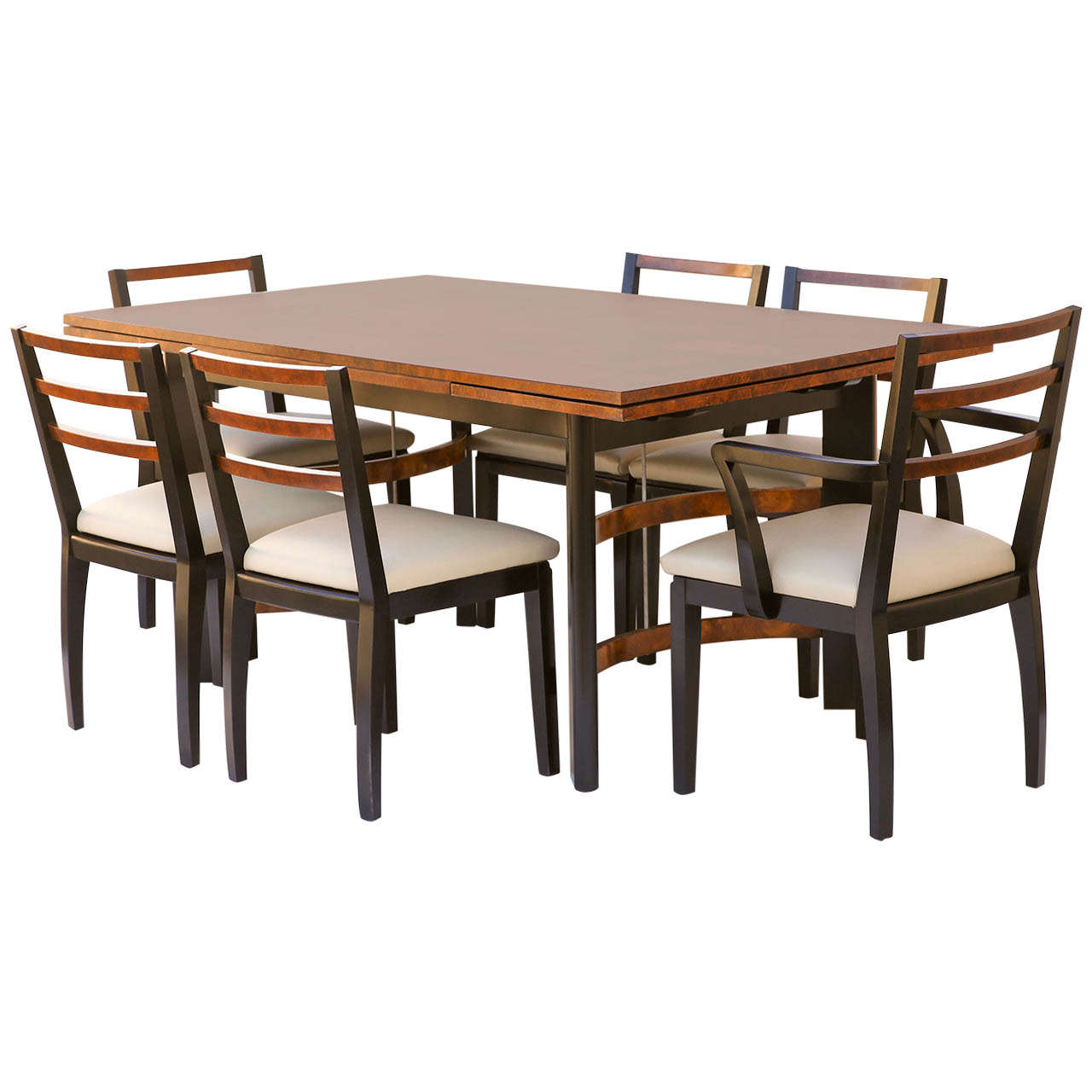 Art Deco Dining Room Sets: Hastings Art Deco Dining Set By Teague Or Deskey At 1stdibs