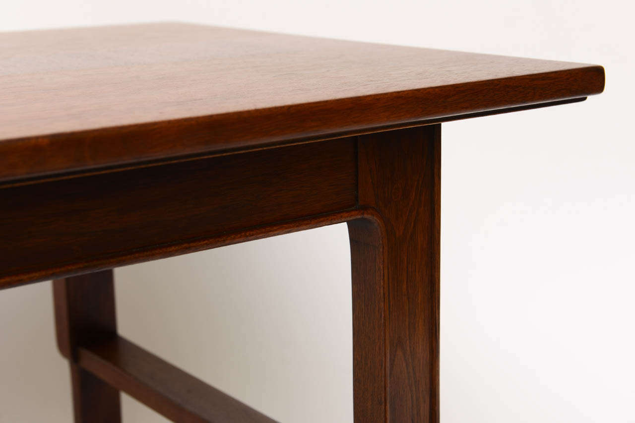 Mid-20th Century John Stuart Janus Collection Long Board Coffee Cocktail Table For Sale