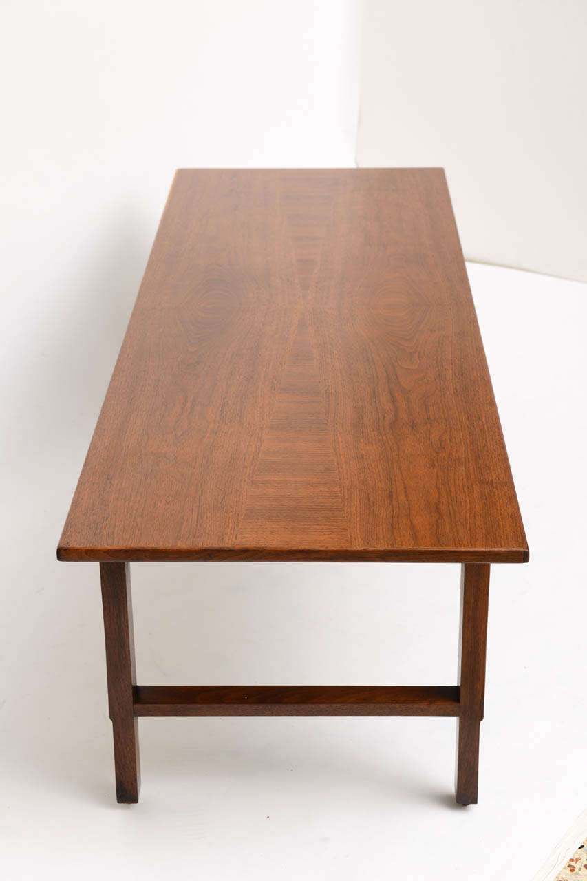John Stuart Janus Collection Long Board Coffee Cocktail Table For Sale 2