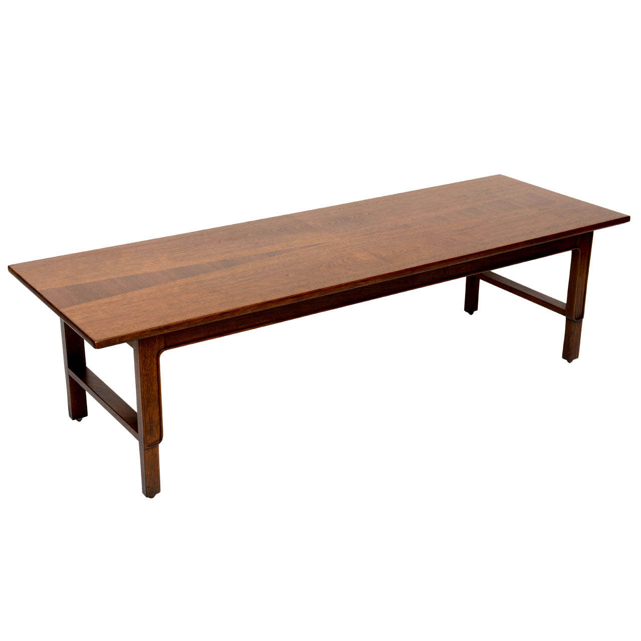 John Stuart Janus Collection Long Board Coffee Cocktail Table For Sale