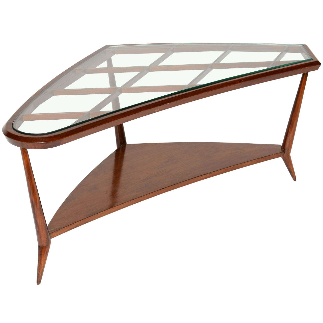 Boomerang Cocktail Occasional Table At 1stdibs