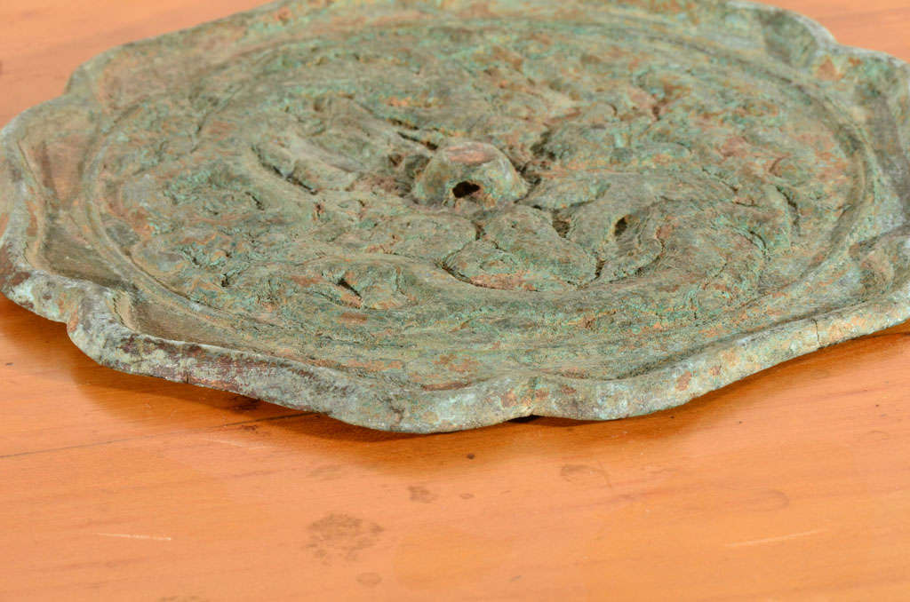 Chinese Bronze Mirror 4