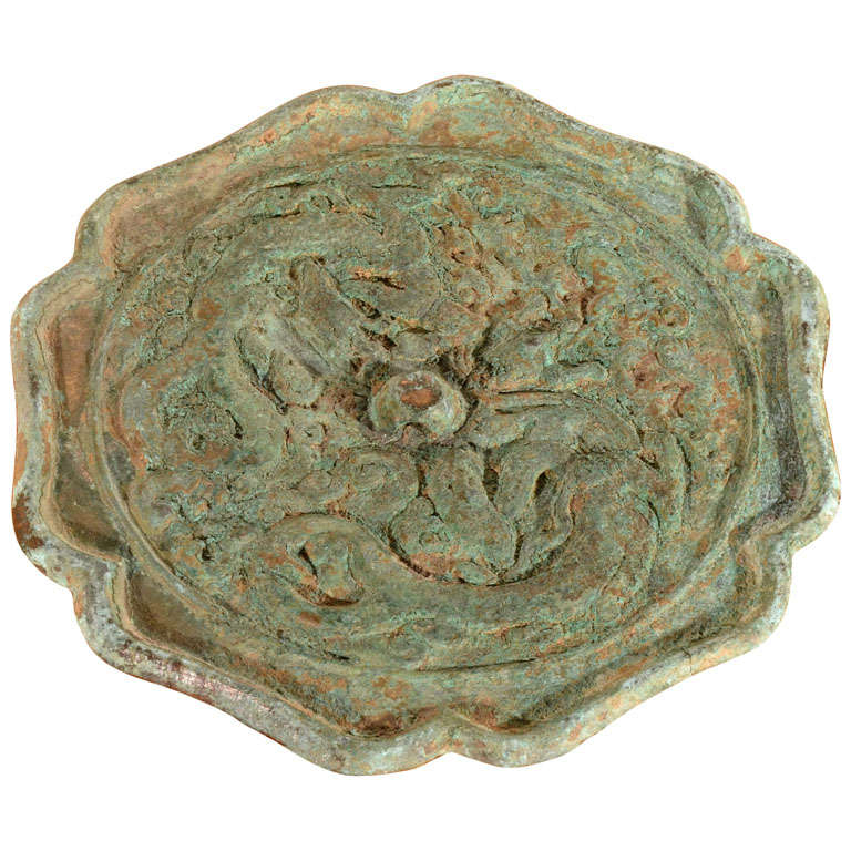 Chinese Bronze Mirror 1