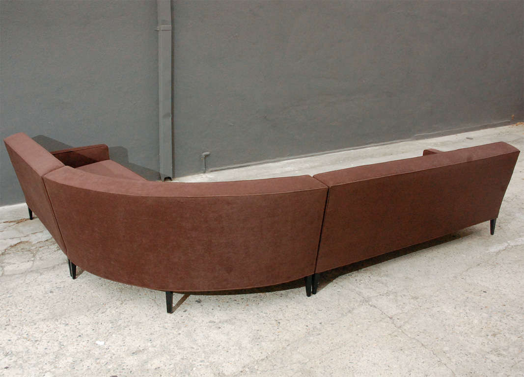 Luxury Curved Sectional