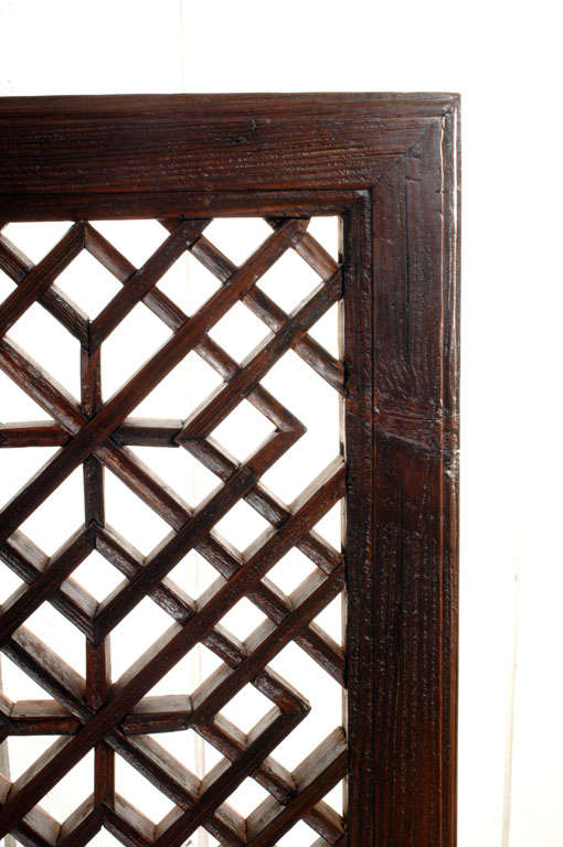 Chinese Fretwork Panel At 1stdibs