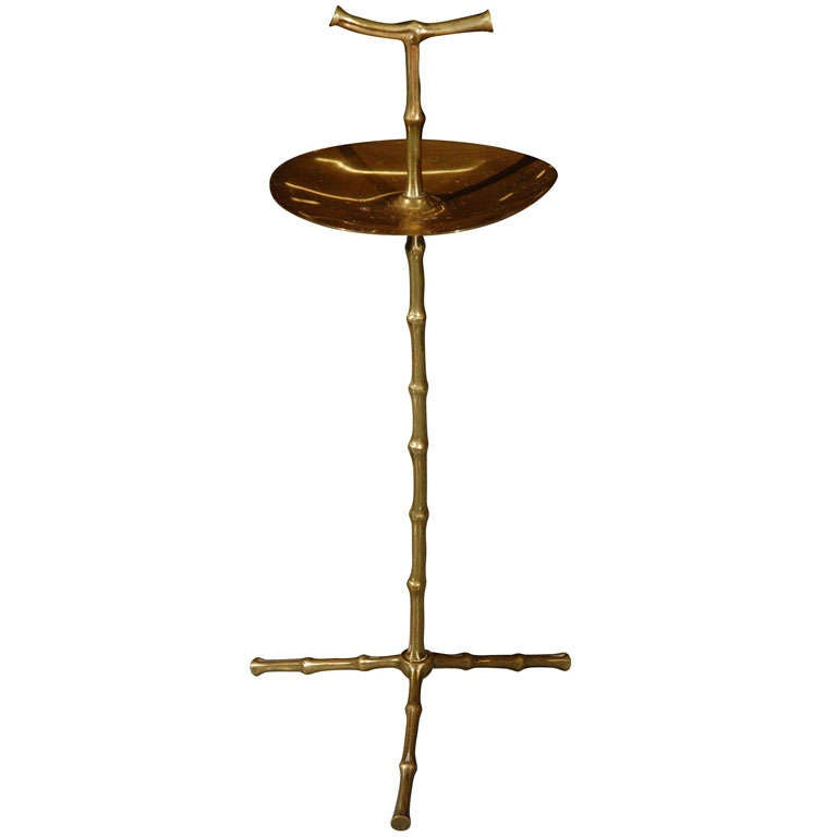 Ashtray Stand by Maison Baguès