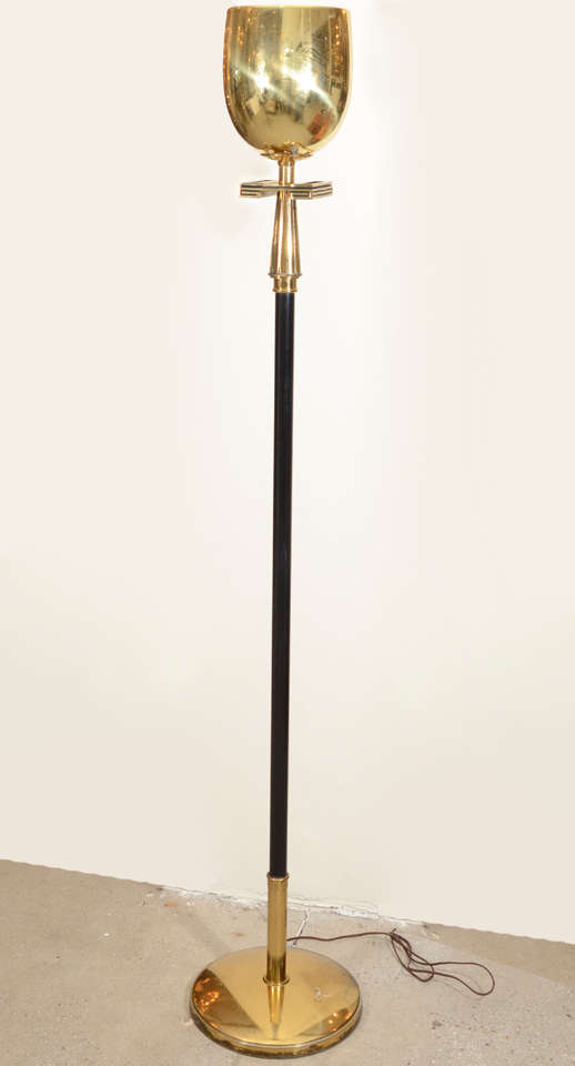 Pair Of Stiffel Floor Lamps At 1stdibs