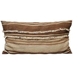 Oversized Berber Pillow