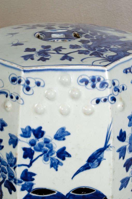 Porcelain Garden Seat 5