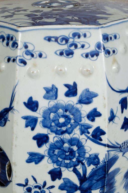Porcelain Garden Seat 6