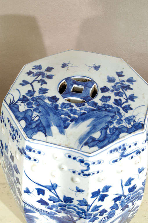 Porcelain Garden Seat 8