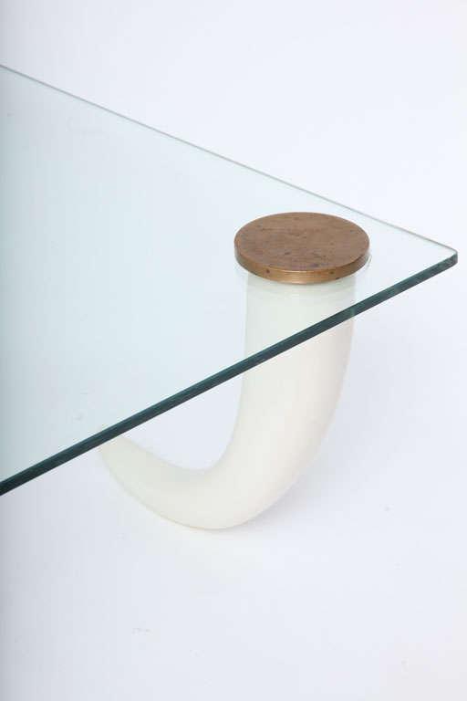 Henredon Elephant Tusk Coffee Table 1