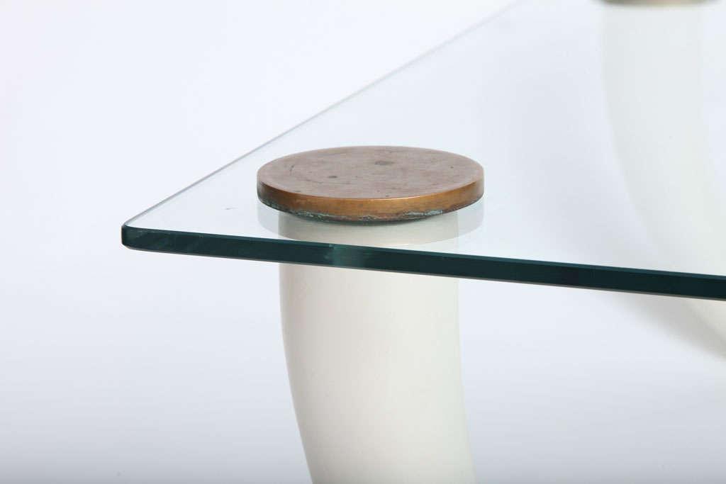 Henredon Elephant Tusk Coffee Table 4