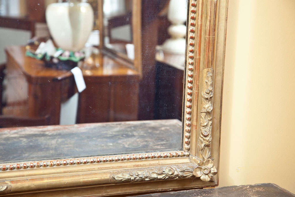 French Louis Philippe style Mirror For Sale 1