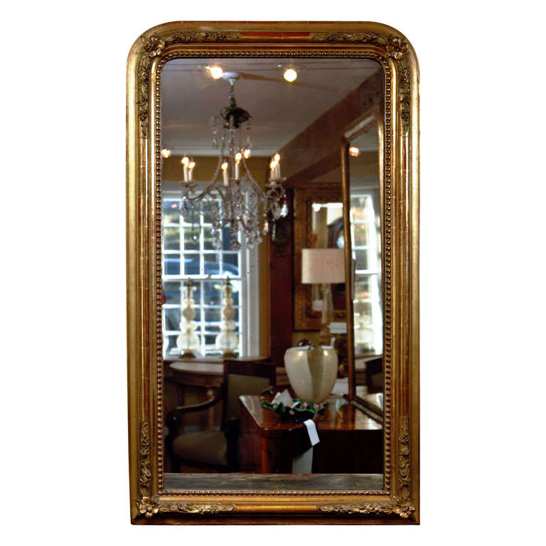 French Louis Philippe style Mirror For Sale