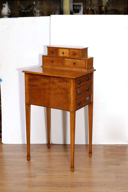 small bedroom desk furniture style small writing desk for at 1stdibs 17138