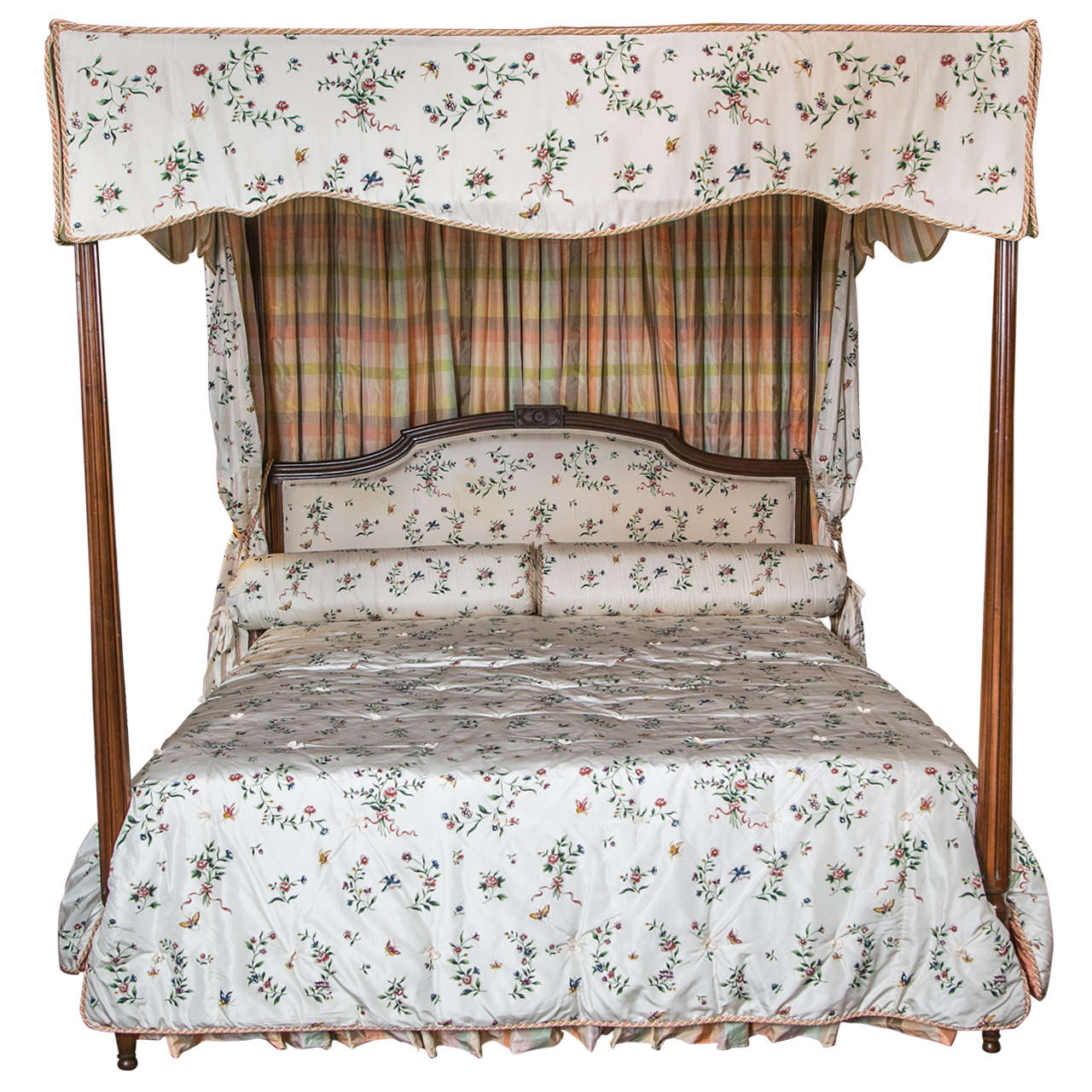 4 Poster Canopy Bed