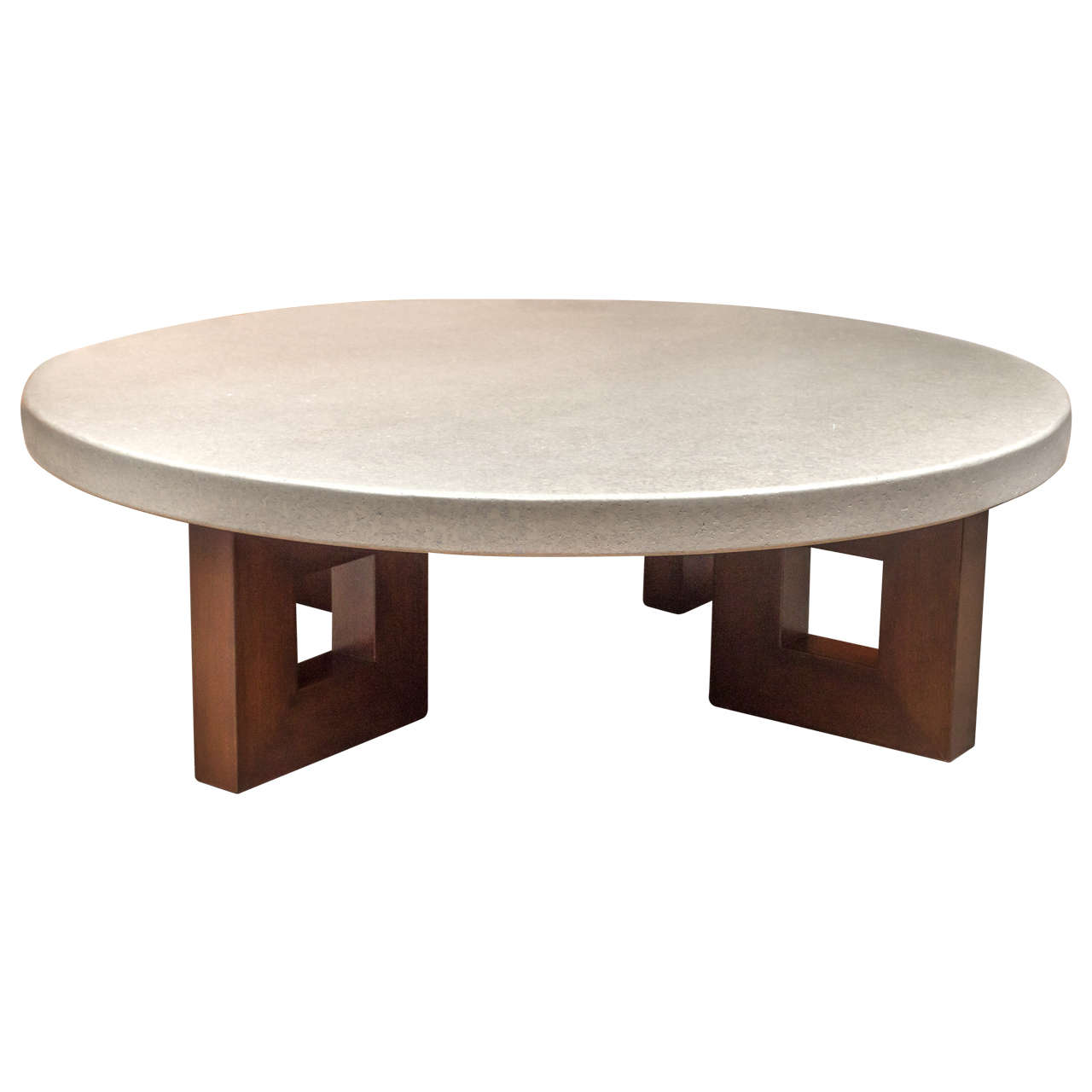 paul frankl cork coffee table for sale at 1stdibs