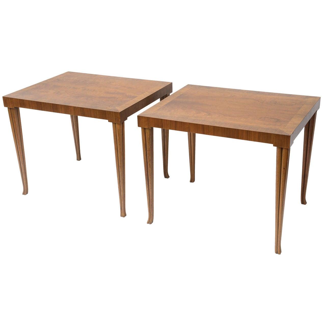 T. H. Robsjohn-Gibbings End Tables