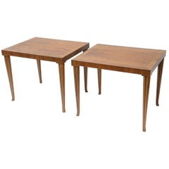 T. H. Robsjohn-Gibbings End Tables