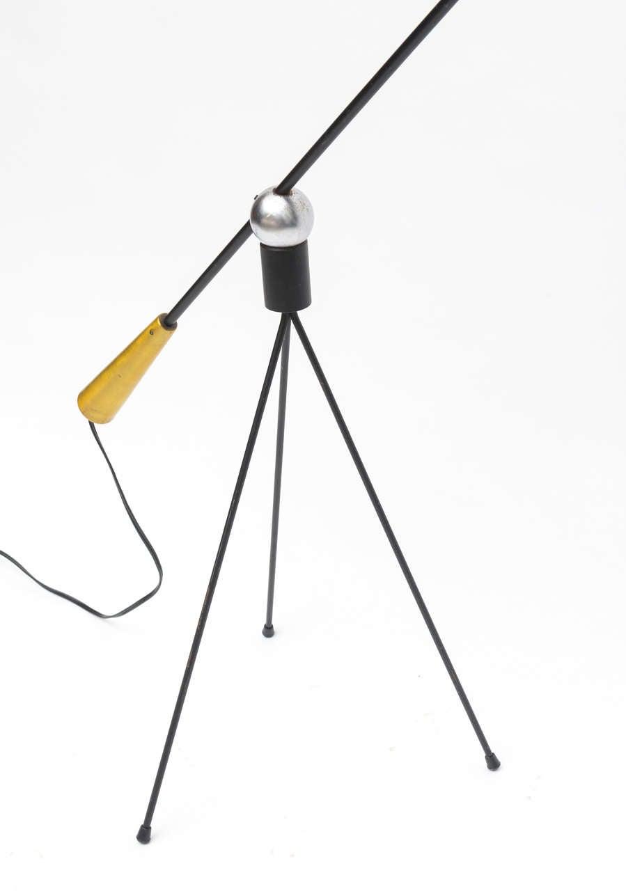 gilbert waltrous floor lamp for sale at 1stdibs