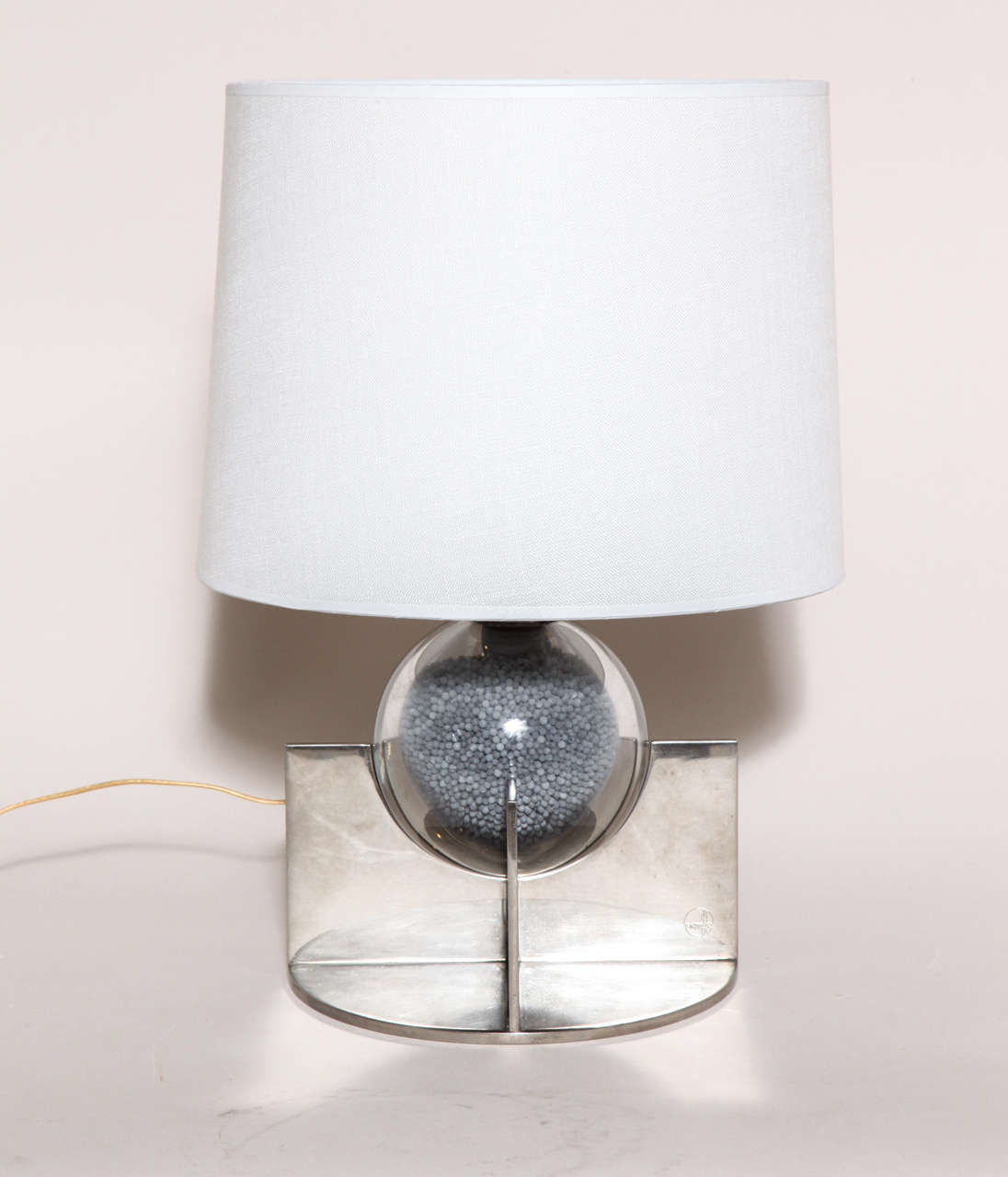 Boris jean lacroix art deco table lamp for sale at 1stdibs for Ardeco pellet