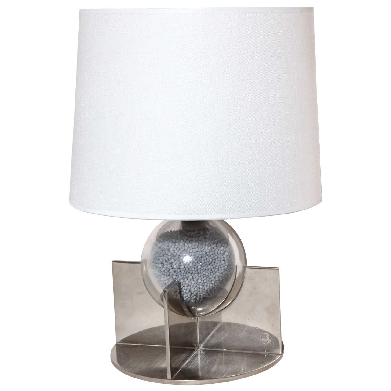 Boris Jean Lacroix Art Deco Table Lamp
