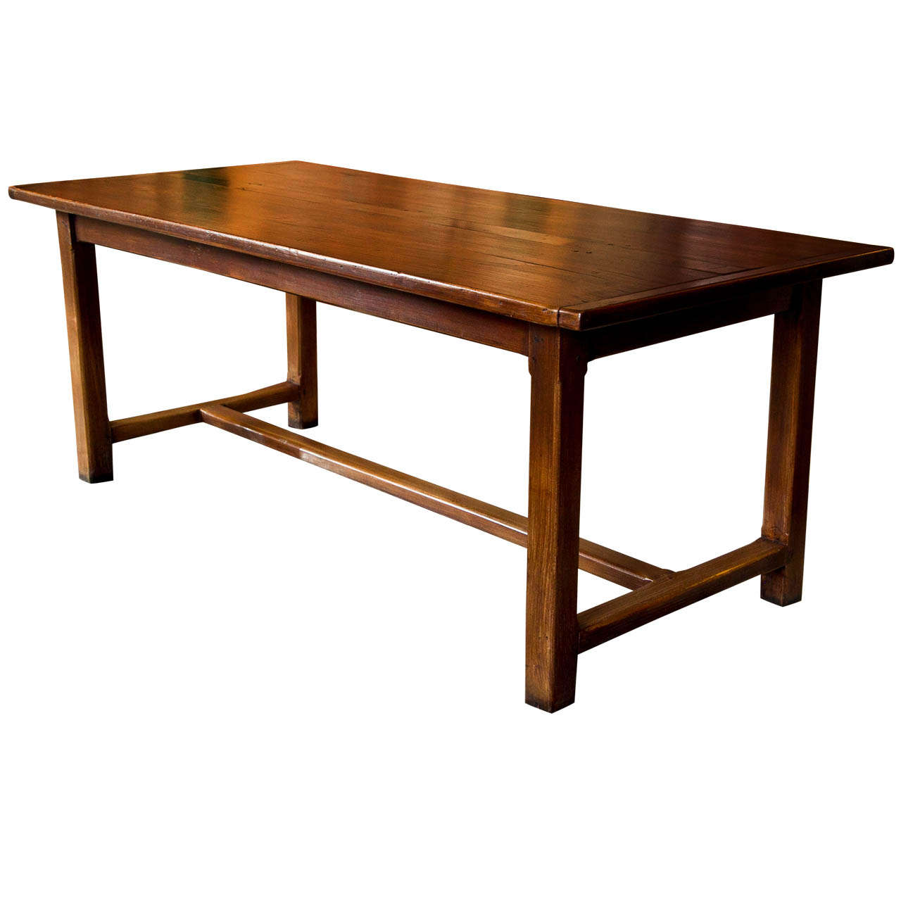 French Poplar Farm Table
